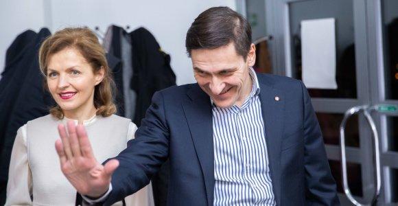 Vilniaus mero rinkimuose Dainius Kreivys nesulaukė net konservatorių balsų