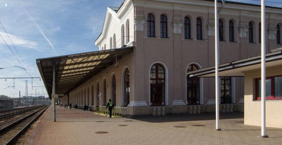 Architektai ir urbanistai ieškos geriausios idėjos Vilniaus geležinkelio stoties teritorijai