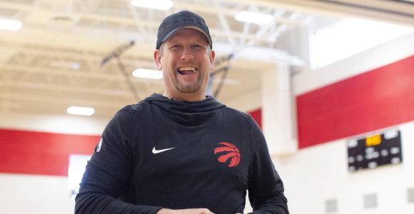 NBA čempionų ir Kanados rinktinės treneris prakalbo apie akistatą su Lietuva