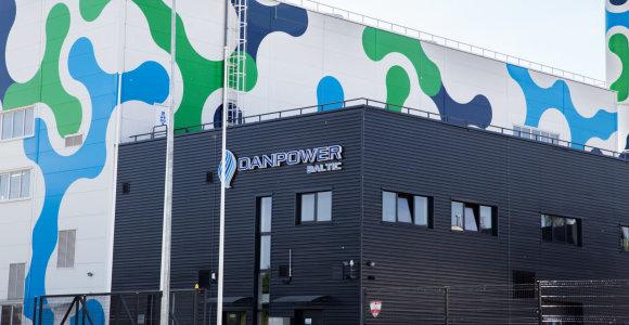 """""""Danpower Baltic"""" vokiečiaipardavė Prancūzijos įmonių grupei"""