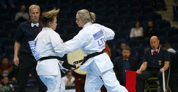 Aneta Meškauskienė iškovojo kelialapį į prestižinį turnyrą Tokijuje