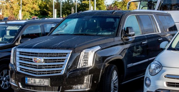 Seimas automobilių taršos mokestį atmetė ir grąžina tobulinti