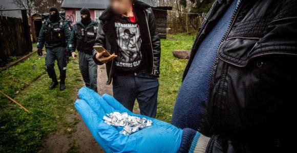 Ištyrė 73 Europos miestus: pagal metamfetamino koncentraciją Kaunas atsidūrė 8, Vilnius – 13 vietoje