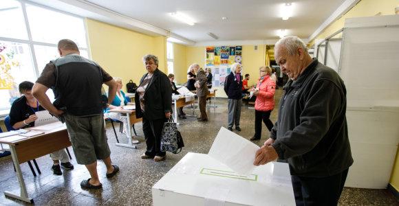 VRK: Seimo rinkimai šiemet kainuos per 12 mln. eurų