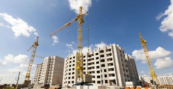 """Bendrovė """"Realco"""" planuoja daugiabučių statybas Pašilaičiuose"""