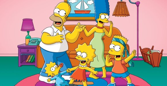 """""""Simpsonų"""" įžanga tikrame gyvenime: kanadiečių šeima įsikūnijo į animacinio filmuko personažus"""