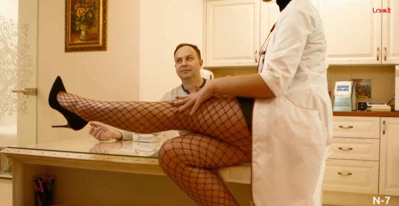 Erotines nuotraukas instagrame paskelbusi SAM darbuotoja nebetalkins Aurelijui Verygai