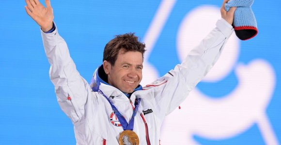 Biatlono legenda Ole Einaras Bjorndalenas baigė įspūdingą karjerą