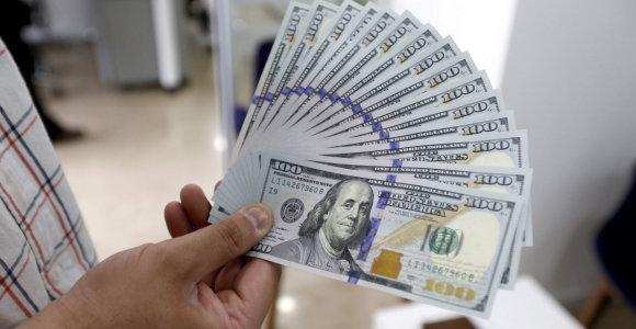 Trisdešimties metų trukmės JAV obligacijų pajamingumas smuko į rekordiškai žemą lygį
