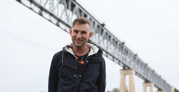 Meilės Lukšienės premijos laureatu tapo istorijos mokytojas A.Zmitra iš Raseinių