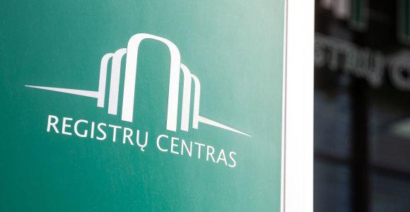 Registrų centras uždaro dalį regioninių padalinių