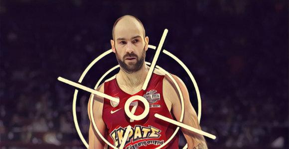"""Ant """"Olympiakos"""" ikonos – įžūlus """"Žalgirio"""" taikinys"""