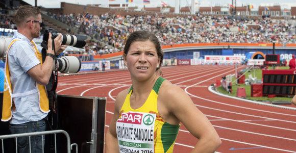 Lina Grinčikaitė stabdo karjerą: reikia atsigauti ir fiziškai, ir psichologiškai