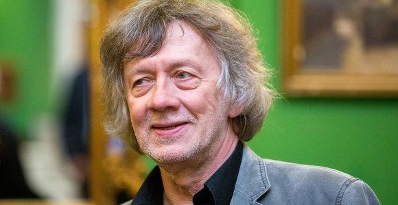 """Antanas A.Jonynas: """"Mumyse tiek Fausto, kiek Faustas yra siekiantis gėrio, bet kuriantis blogį žmogus"""""""