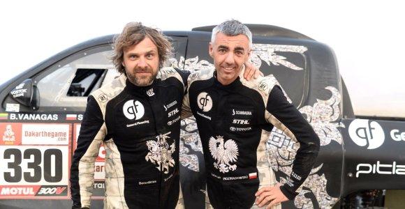 B.Vanago šturmanas: Dakaras vyks nebe Pietų Amerikoje, jis bus visiškai kitoks