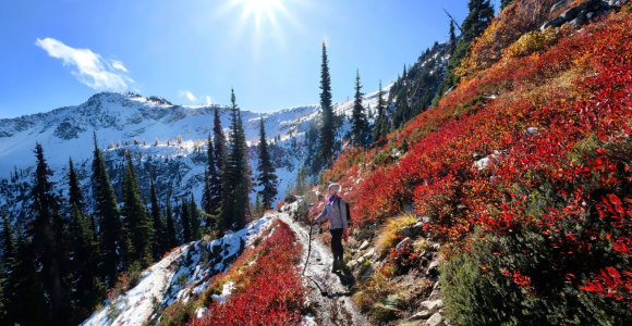 Žygis, kuriam reikia ne tik stiprių kojų: kodėl kas nors ryžtųsi eiti 4 tūkst. km pėsčiomis?