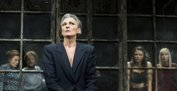Jubiliejų švenčianti Rimantė Valiukaitė – aktorė su charakteriu