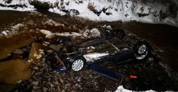 Per avariją Traksėdžiuose žuvo motina ir dukra