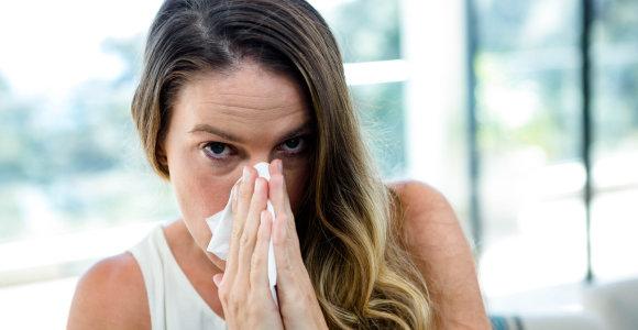Kaip apsaugoti save ir kitus nuo infekcinių ligų, kurios slopina imunitetą?