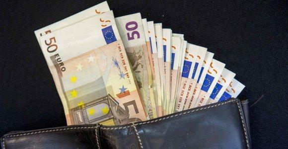 """Seimas linkęs didinti GPM iki 32 proc., NPD – 100 eurų, nustatant """"lubas"""""""