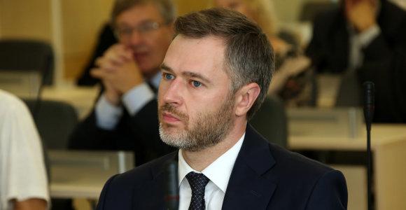 """""""Kauno energijai"""" vadovaus T.Garasimavičius"""