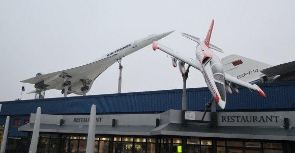 """Verta išsukti iš automagistralės – Zinsheimo technikos muziejus vilioja """"Concorde"""""""