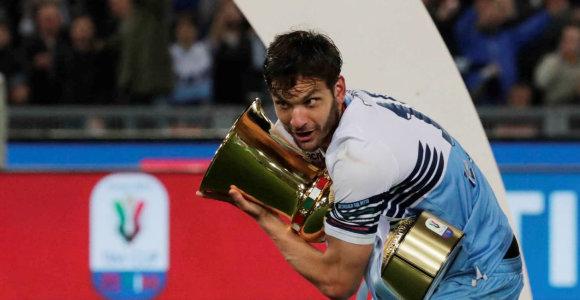 Dar vienas VAR skandalas: po Italijos taurės finalo treneris kvietė teisėjus pasiaiškinti