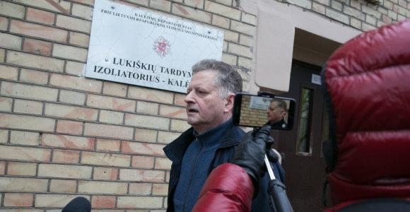 Seimo TTK pritaria V.Bavėjano atleidimui iš Apeliacinio teismo, teisėjas piktinasi
