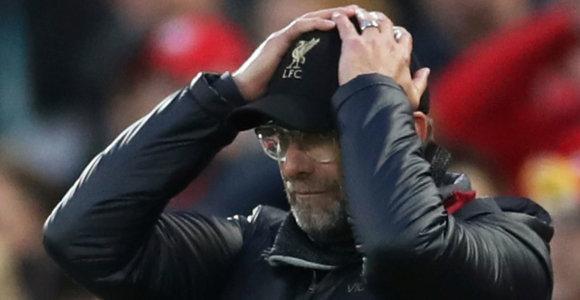 """Žinomas humoristas apie Čempionų lygos finalą: """"Liverpool"""" turėtų slėgti įtampa"""