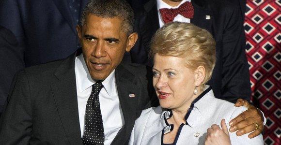 10 Dalios Grybauskaitės prezidentavimo metų. Vingiuoti maršrutai Vakaruose: abejojo, gerbė, dėkojo