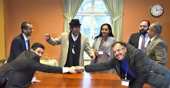 JT: Jemeno taikos derybose pasiektas susitarimas dėl paliaubų Chudaidoje
