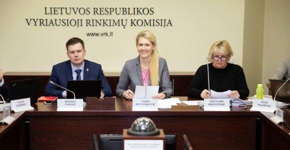 VRK nurodė G.Nausėdai ištrinti įrašą feisbuke, nors pagal įstatymą tai – ne agitacija