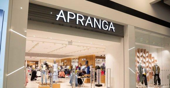 """""""Apranga"""" pertvarko prekybos tinklą"""
