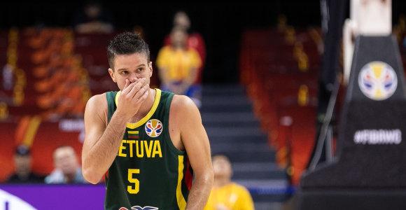 FIBA verdiktas: Lietuva – ketvirta pagal pajėgumą Europos čempionato atrankoje