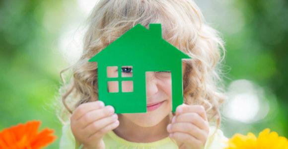 Ministerija pateikė siūlymą dėl paramos būstą perkančioms jaunoms šeimoms