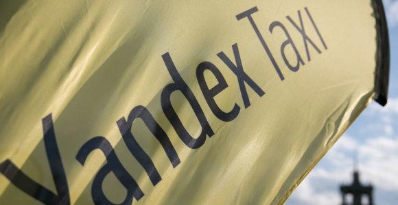 """""""Yandex.Taxi"""" pradeda veiklą Kaune"""