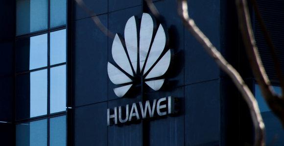 """CNBC: """"Huawei"""" sako galinti jau šiemet pristatyti nuosavą operacinę sistemą"""