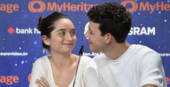 """""""Eurovizijos"""" fanus nuvylė nemandagus slovėnų bendravimas: išvadino nedėkingais ir nebenori jų finale"""