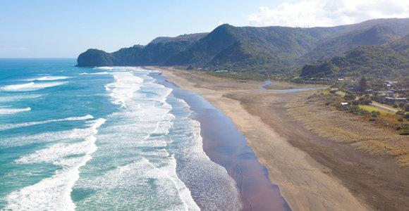 Naujoji Zelandija po galingo žemės drebėjimo atšaukė cunamio pavojų