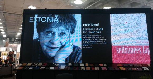 Kaip estai pristatė savo knygas Londone: dėmesys technologijoms, žvilgsnis į daug autorių ir pranešimas apie geriausius laikus jų literatūrai