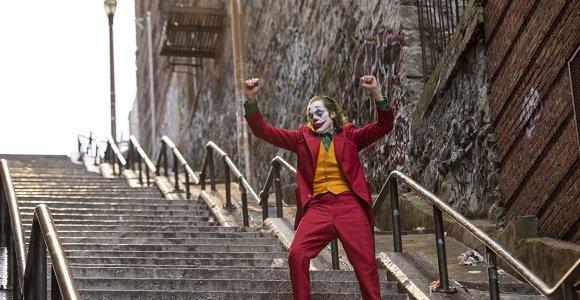 """""""Džokerio"""" kūrėjų atsakas į kaltinimus: viena iš filmų misijų – kelti diskusijas"""