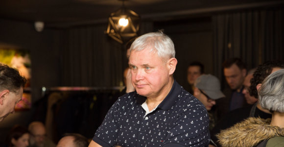 Dėl Klaipėdos mero posto kovos V.Grubliauskas ir A.Vaitkus