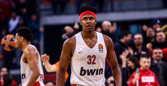 """""""Žalgirio"""" akiratyje – į NBA žvaigždę besilygiuojantis atletiškas aukštaūgis"""