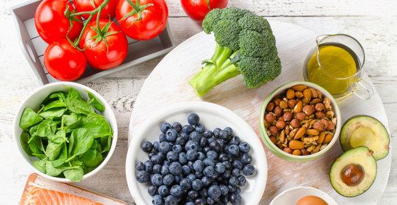 Kuo gardinti maistą, kad praturtintume savo mitybą reikalingomis medžiagomis?