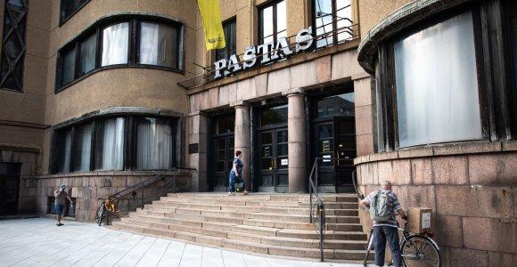 Vyriausybė paskelbė Kauno centrinio pašto rūmus kultūros paminklu