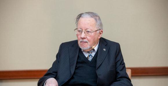 Vytauto Landsbergio kalba gynėjų susitikime: Budėkime naktį