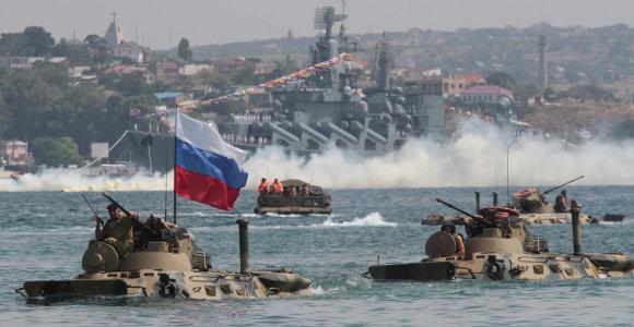 Estija atšaukia anglų kalbos vadovėlį, kuriame Krymas priskirtas Rusijai