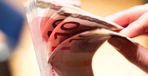 81-erių brakonieriui margasis upėtakis kainuos apie 3 tūkst. eurų