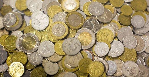 Lietuvos bankas: pas gyventojus dar likę apie 0,5 mlrd. neiškeistų litų
