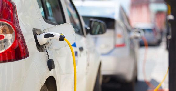 Apklausa atskleidė, kokie vairuotojai labiausiai norėtų vairuoti elektromobilius